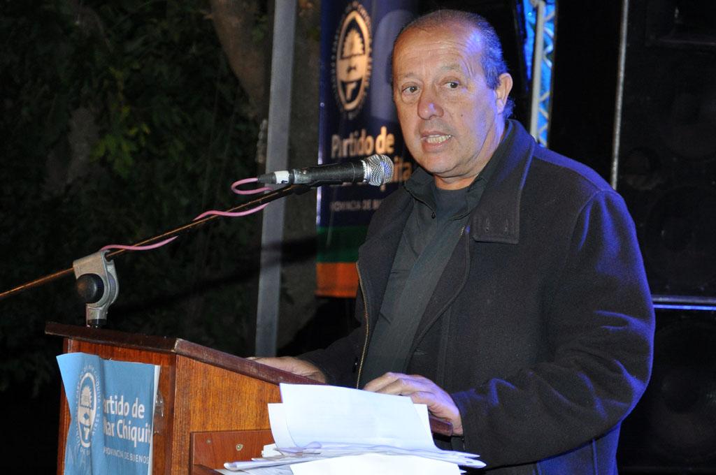 Con Jorge Paredi en etapa de retiro político, el PJ marchiquitense busca reiventarse