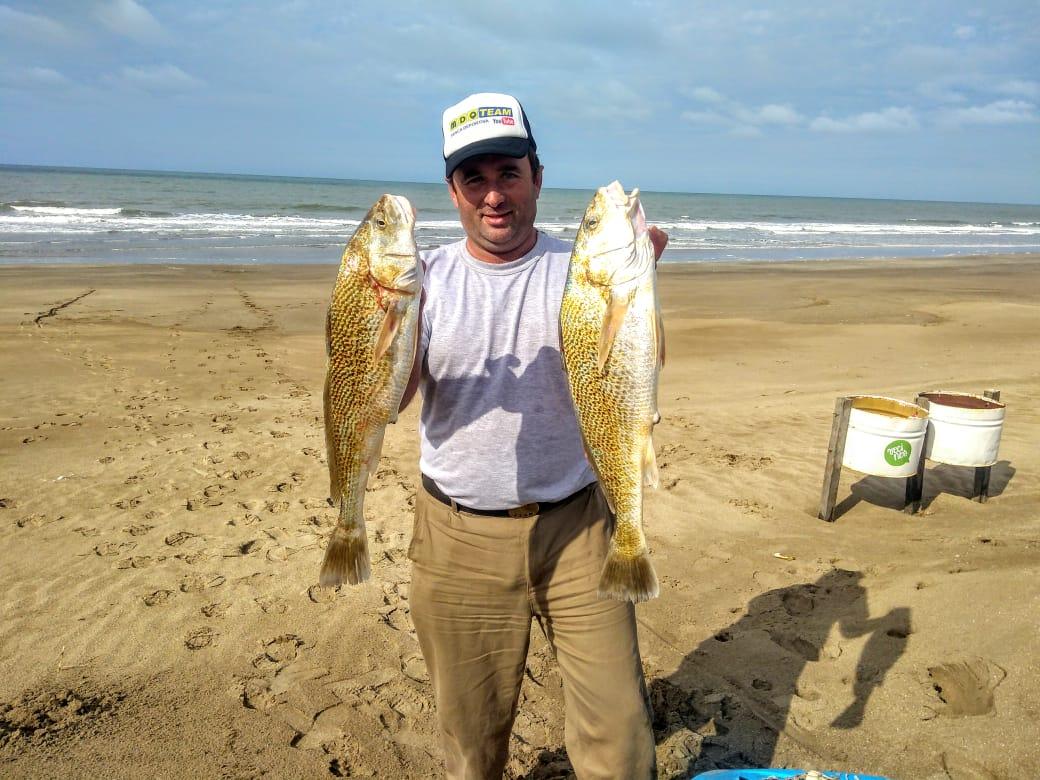 Mar Chiquita, la Capital Nacional del Kayakfishing, le hace honor al título