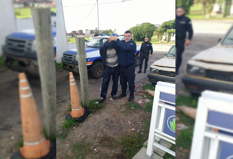 Entró a robar a una casa en Santa Clara del Mar, se trenzó en lucha con el propietario y terminó en Batán