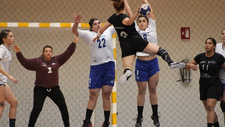 Gran encuentro de Handball este domingo en General Piran