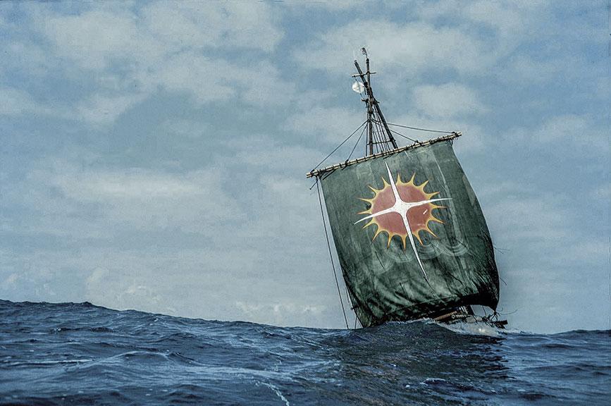 Se cumplen 34 años de la expedición Atlantis, una hazaña que marcó la historia náutica argentina