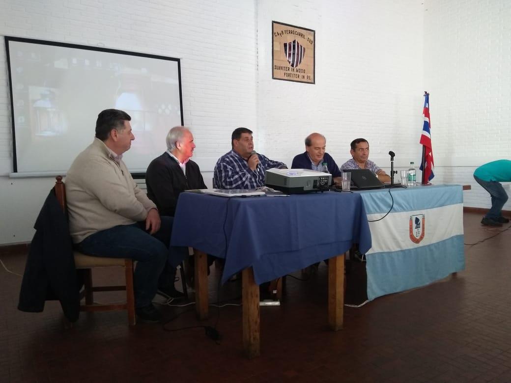 Se realizó en Tandil una nueva reunión de la ULCEOBA, que además fue declara de interés por ese municipio