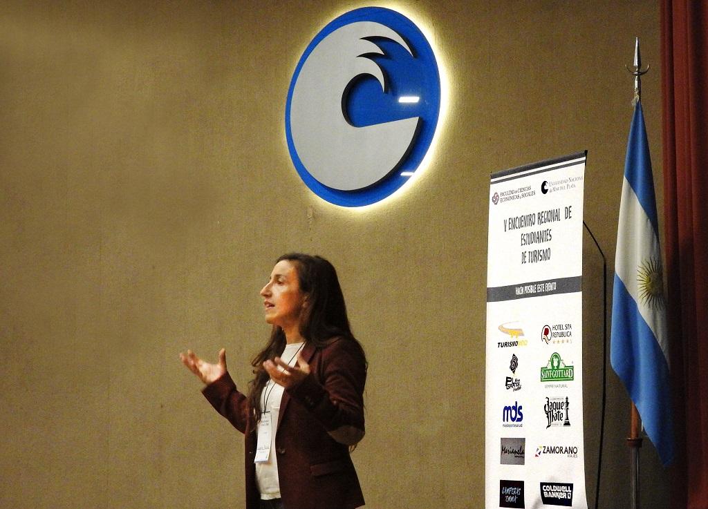 Mar Chiquita participó del encuentro regional de estudiantes de turismo