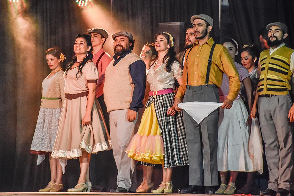La Agrupación Centenario dejó su marca en Monte Maíz