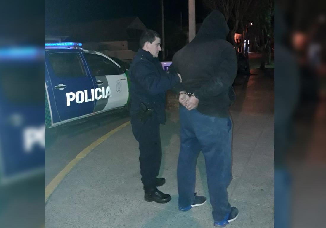 Cnel Vidal: La comisaria 1ra detuvo a un sujeto con pedido de captura, y el juzgado dictó la liberación