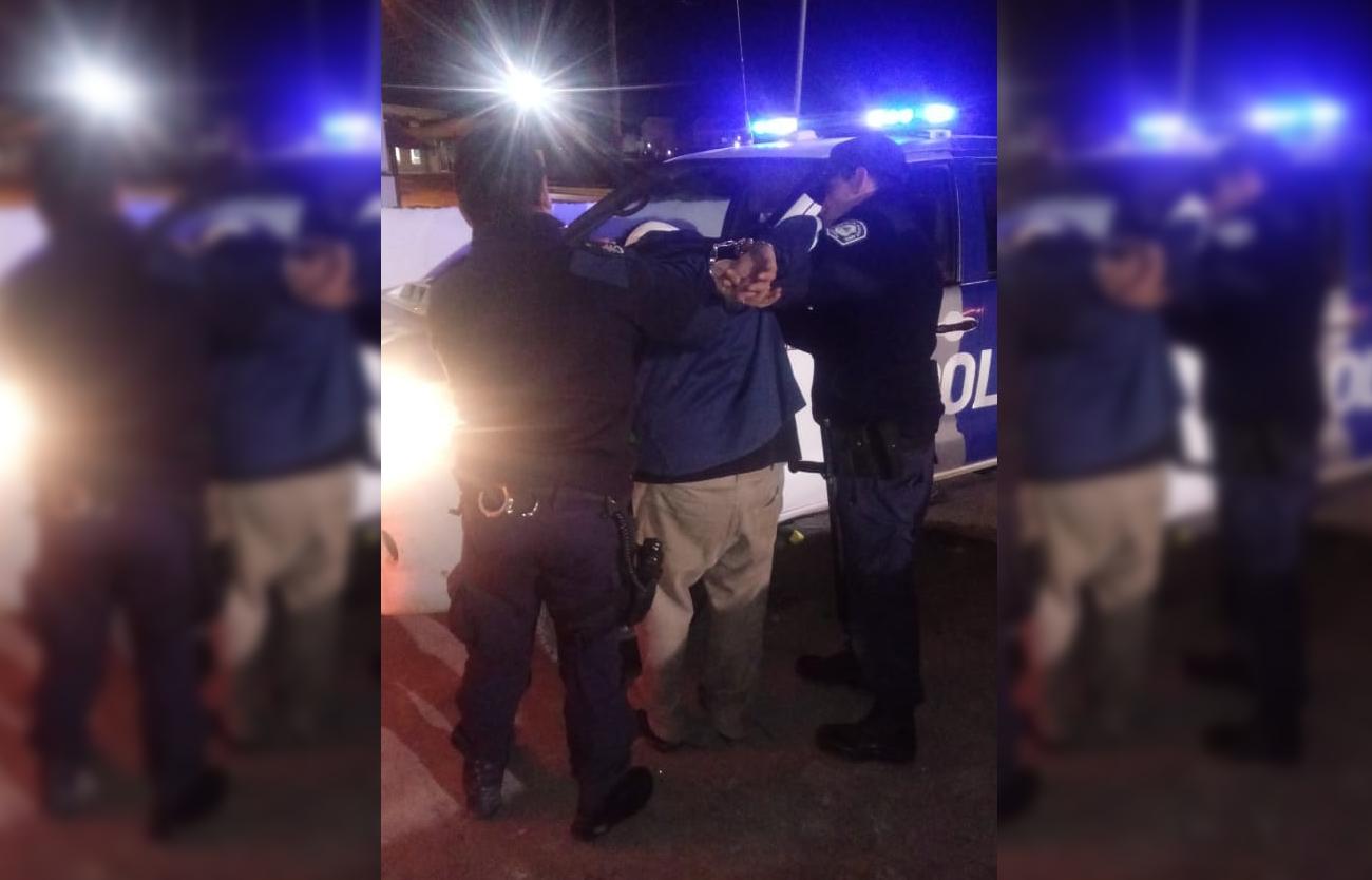 STA ELENA: Insólito, le quiso sacar el arma a un policía luego de ser encontrado robando, pero la justicia lo liberó