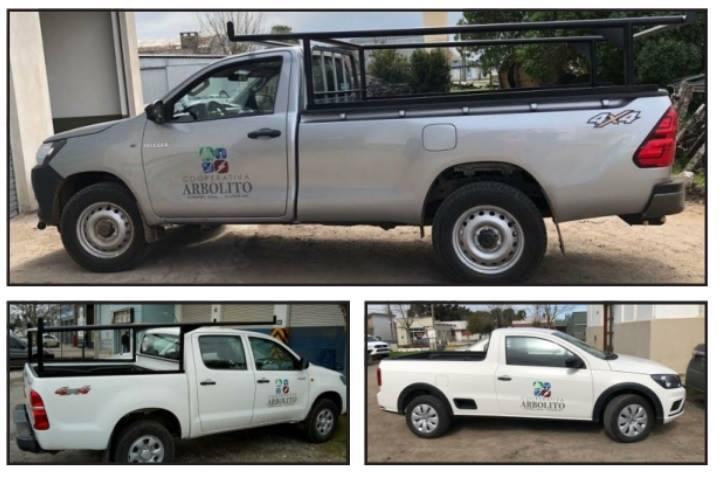 La Cooperativa Arbolito adquirió unidades 0km para la Costa Norte de Mar Chiquita y Coronel Vidal