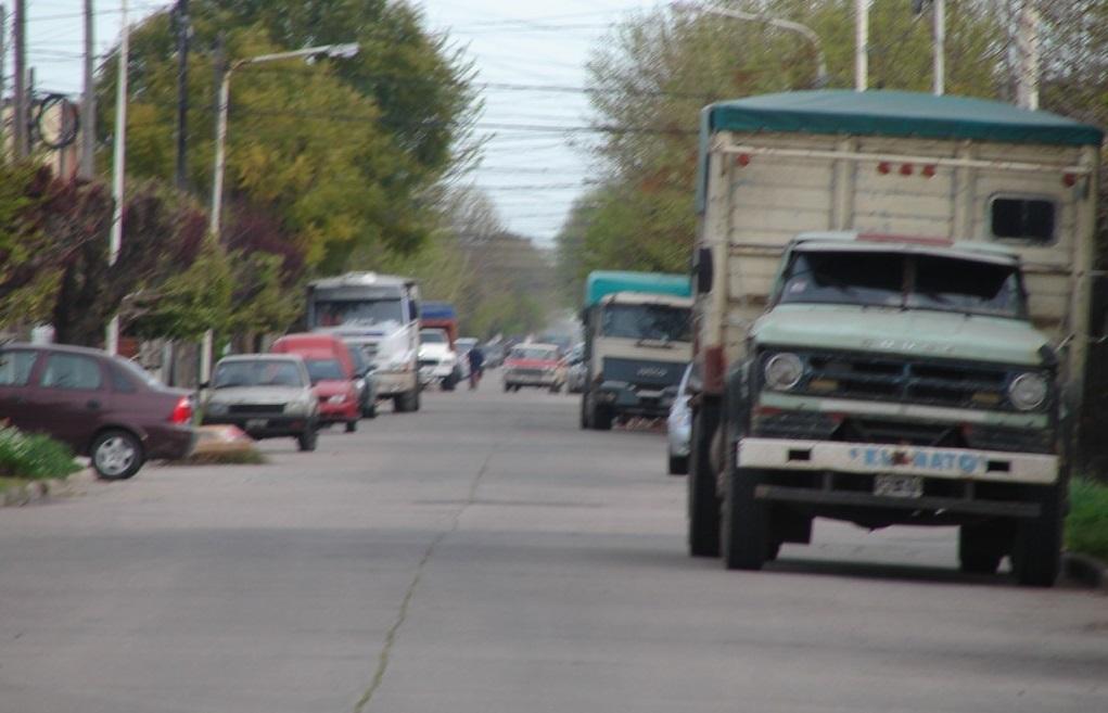 Los camiones particulares ya no podrán circular por dentro del ejido urbano de todas las localidades de Mar Chiquita