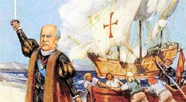 El día que Sarmiento conquistó América