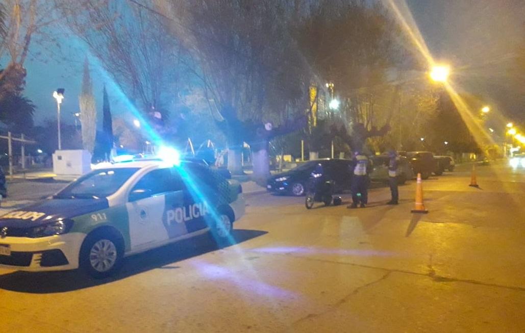 CNEL VIDAL: Mas de 30 vehículos fueron identificados por la policía en varios puntos de la localidad