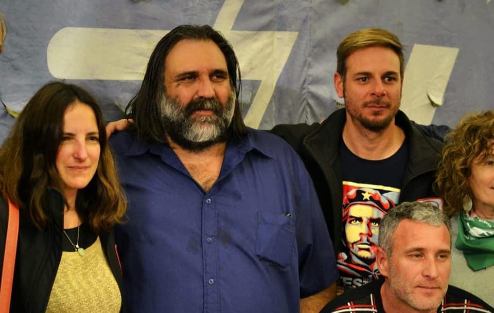 Alejandro Acciaresi va como candidato en la Lista 10 por la conducción de la CTA Mar del Plata