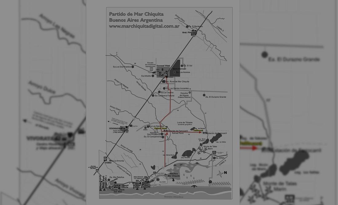 INFORMA LA TECLA: Santa Clara del Mar, el municipio que le quitaría el mar a Mar Chiquita