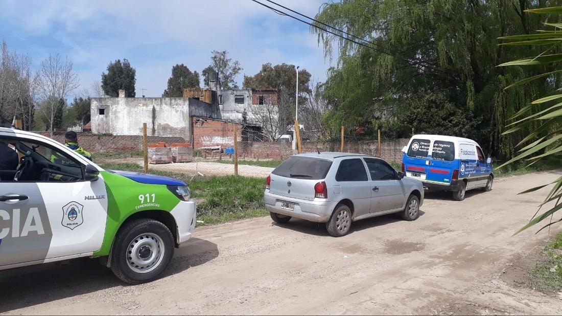 El municipio y la policía comenzaron a realizar controles sobre las obras en construcción en la costa