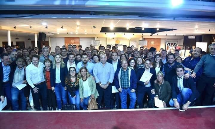 Representantes del partido Fe estuvieron en el Encuentro Nacional de Cambiemos