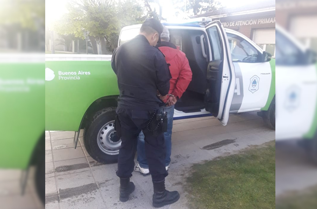 STA CLARA: Detienen a un sujeto de 51 años por tentativa de robo a un comercio a pocos metros de la comisaria