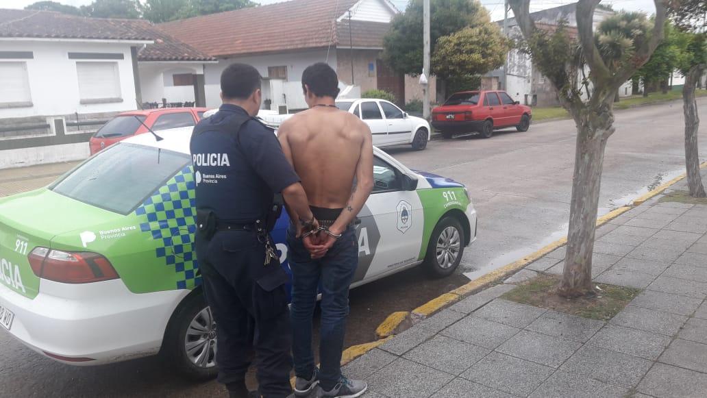 CNEL VIDAL: Detuvieron a un marplatense por incitación a la violencia en un local nocturno