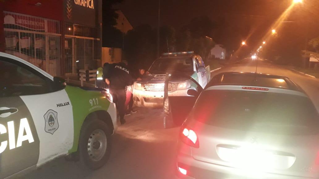STA CLARA: Detienen a un joven por robar una campera en la zona de la rotonda
