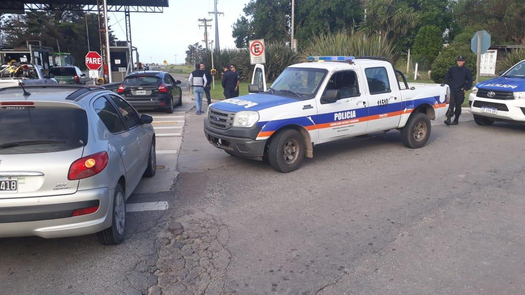 STA CLARA DEL MAR: Dos sujetos pagaron combustible con una tarjeta robada y fueron detenidos en el peaje de Mar Chiquita