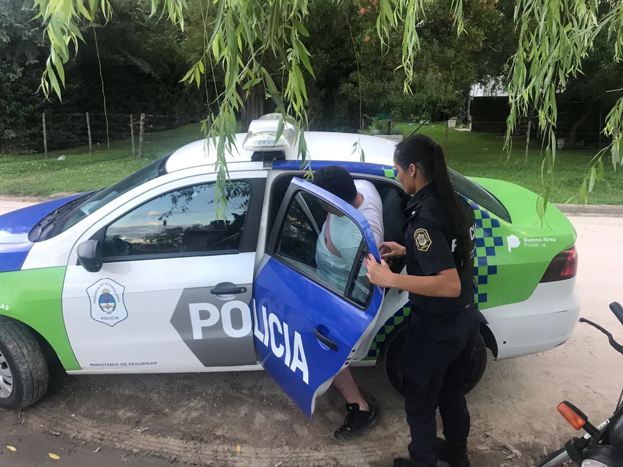 CNEL VIDAL: Un detenido por tenencia y venta de estupefacientes tras allanamiento positivo