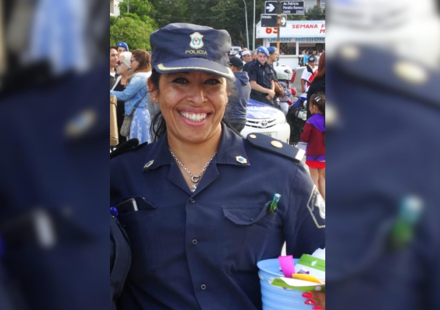 La sub comisario Silvia Vallejos se hizo cargo la Comisaria de la mujer y mantuvo reuniones con algunas instituciones