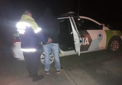 Secuestro de vehículos y marihuana en Coronel Vidal