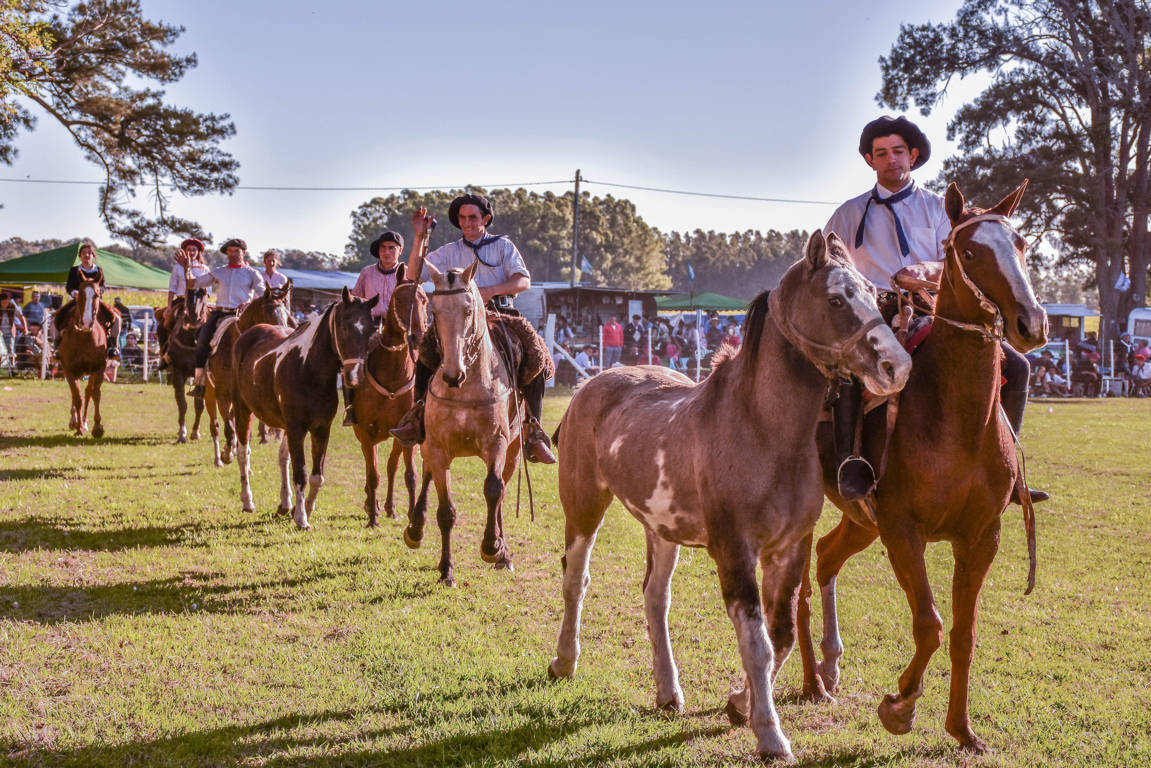 "Se realizó con gran éxito, el primer ""Festival de Arbolito"", de la mano de la familia Lalli"
