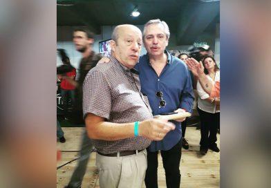 Jorge Paredi dio un guiño positivo al candidato que propuso Cristina, ¿Habrá candidatos que se bajan de la interna del PJ como pasó en Nación?