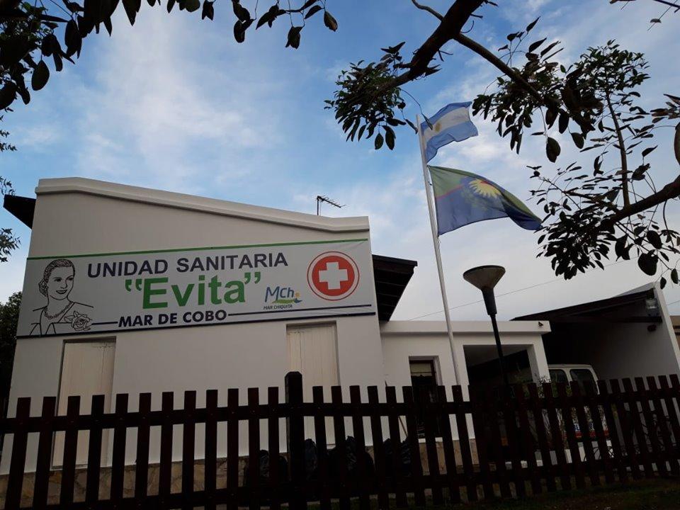 """La Cooperadora del CAPS """"Evita"""" informó los trabajos realizados en el edificio"""