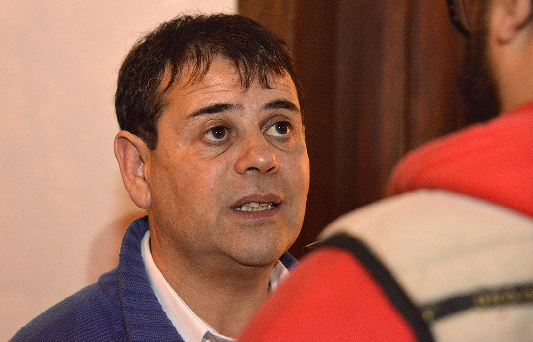 Maggio: Intendente no… Concejal ¿Si?