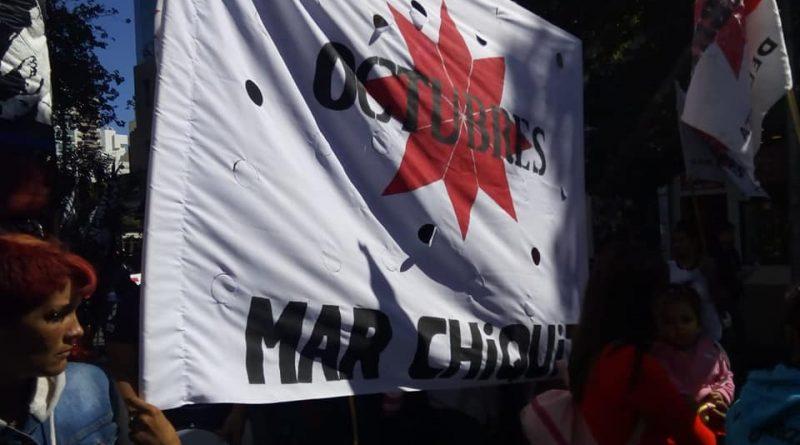 """Las agrupaciones """"Patria Grande"""" y """"Octubres Mar Chiquita"""" respaldaron la precandidatura de Marcelo Sosa para la intendencia de Mar Chiquita"""
