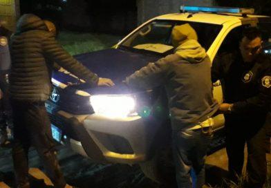 STA CLARA: Detuvieron a dos sujetos que intentaban robar en una obra en construcción