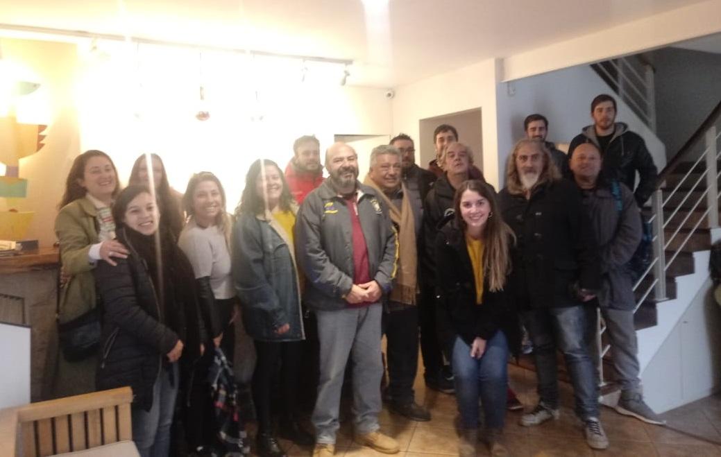 """Córdoba redacto lo vivido tras presentar la lista: """"Comenzamos Cumpliendo"""""""