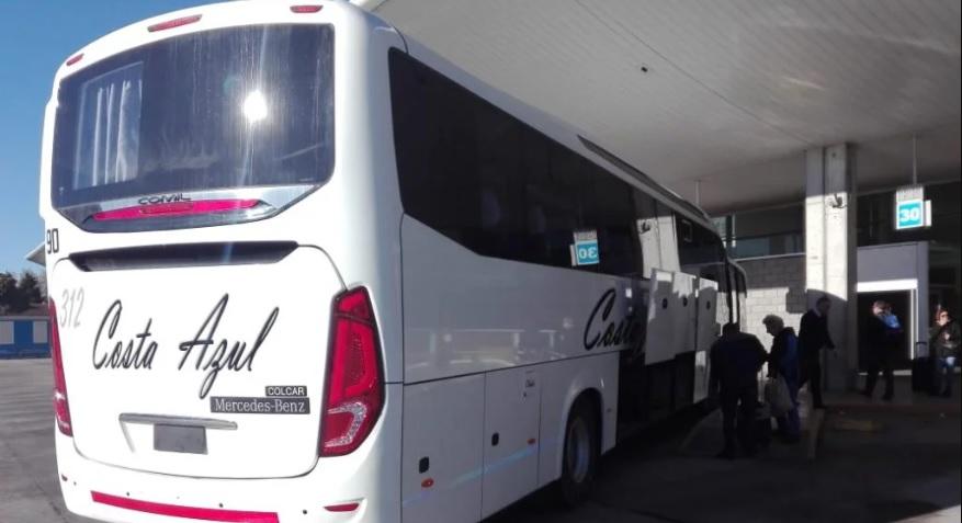 Costa Azul comenzará a transitar la Ruta 2 desde el 3 de julio con los servicios que dejó El Rapido