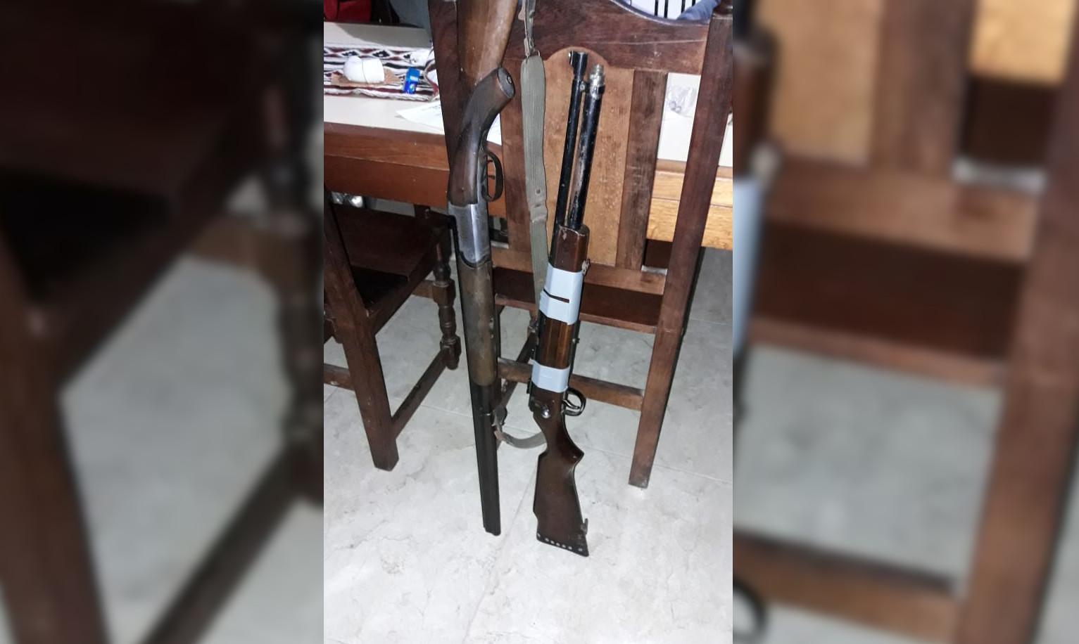 VIOLENCIA DE GENERO: Amenazaba con arma de fuego y le allanaron la casa en Balneario Parque Mar Chiquita