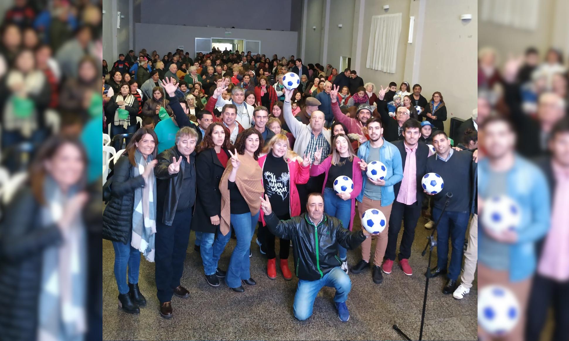 PIRAN: Jugada de gol de Paredi en el Club América