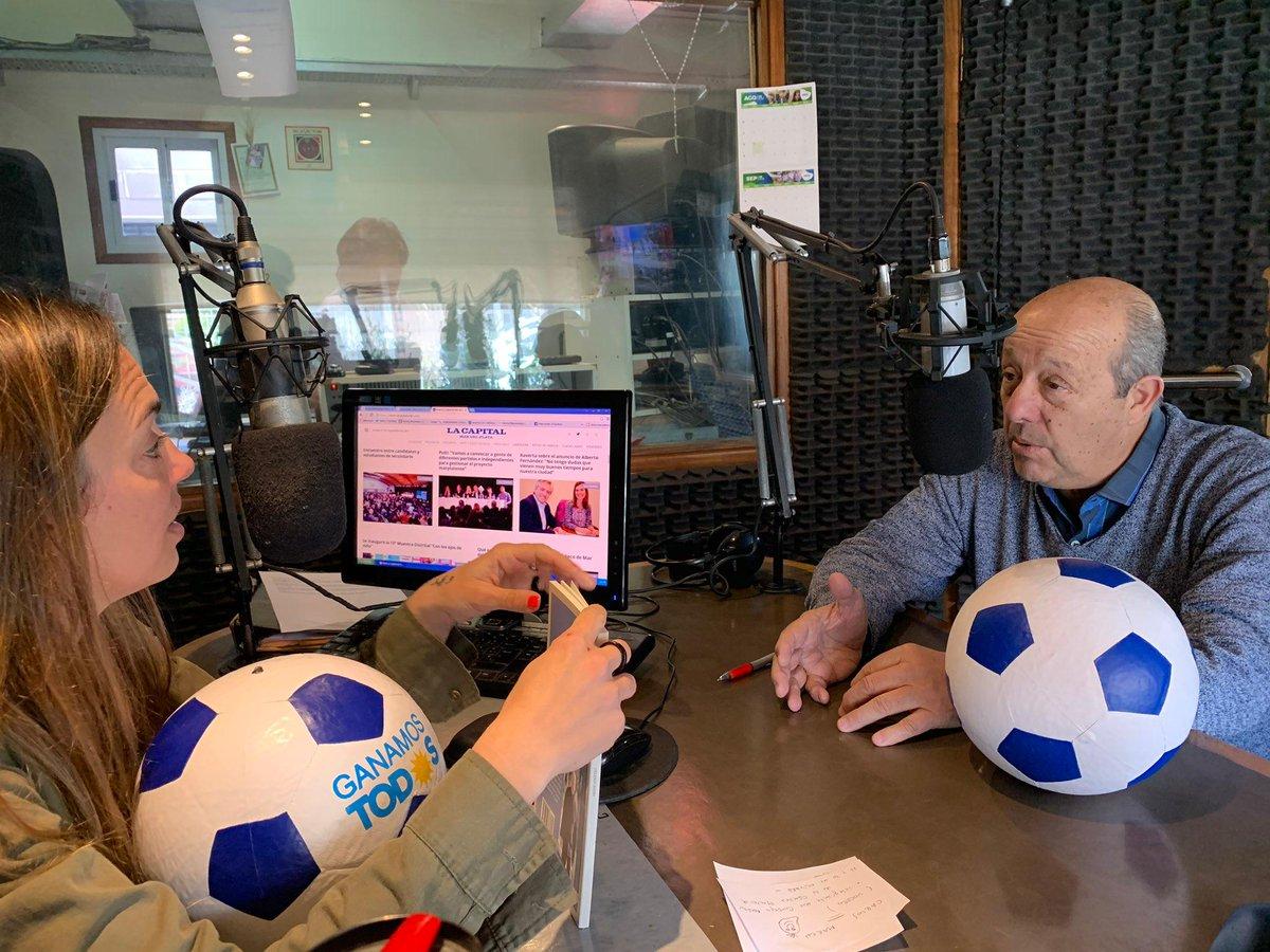 EN RADIO BRISAS: Jorge Paredi confió en que «Alberto Fernández va a sacar más del 50%»