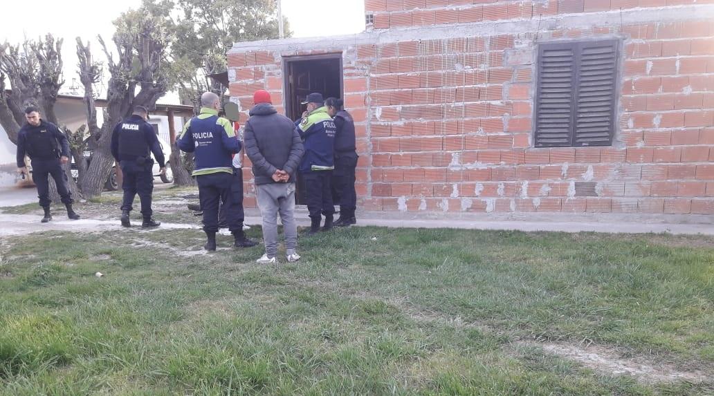 CNEL VIDAL: Allanaron una vivienda en búsqueda de pruebas por casos de grooming hacia menores de edad