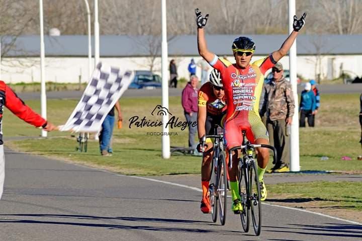 Gran fin de semana del «Team Sudeste» en el ciclismo zonal