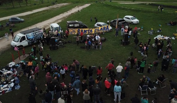 """Se viene la 4ta """"Primavera Solidaria"""" en Santa Clara del Mar, de la mano de la peña boquense"""