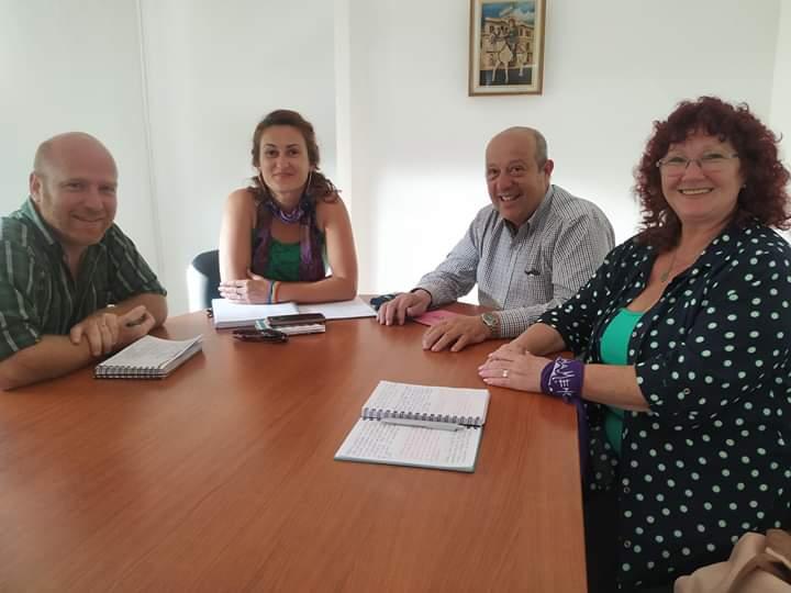 El municipio de Mar Chiquita creo la Direccion de la Mujer