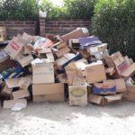 VIDAL: Comerciantes piden por la vuelta de Miguel, el «Tecnico superior en recolección de residuos»