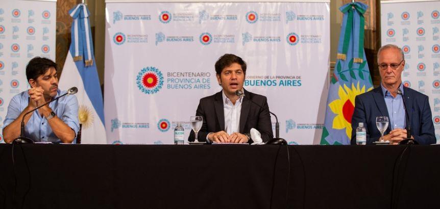 La provincia extendió los cierres en Coronel Vidal por el brote de COVID