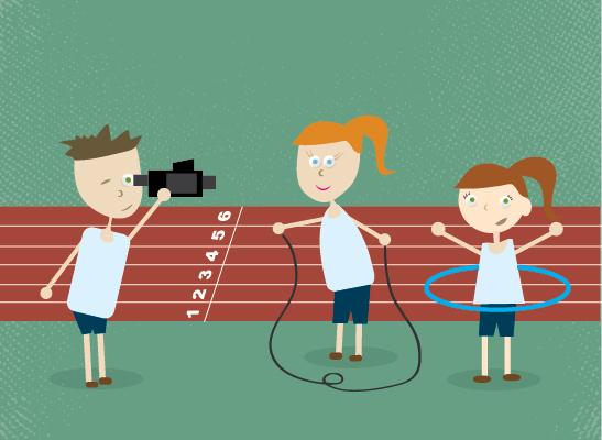El C.E.F. N° 122 invita a la comunidad a sumarse a las actividades físicas virtuales