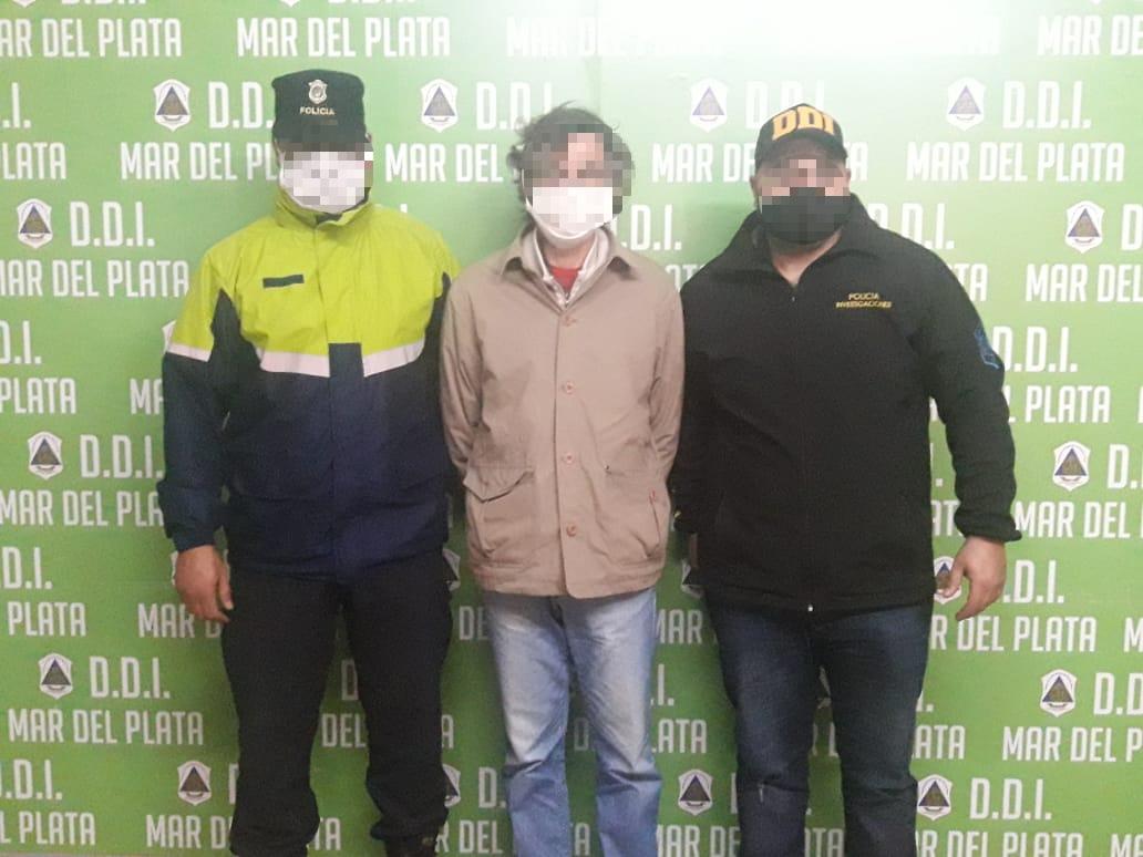 AMPLIACION: Un sujeto de Coronel Vidal fue detenido por promoción de material pornográfico de menores