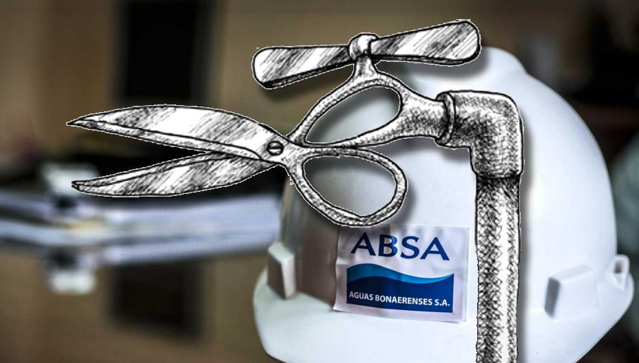 En Vidal el agua de red se usa en horarios a gusto e piacere de ABSA; no importa cuando leas esto