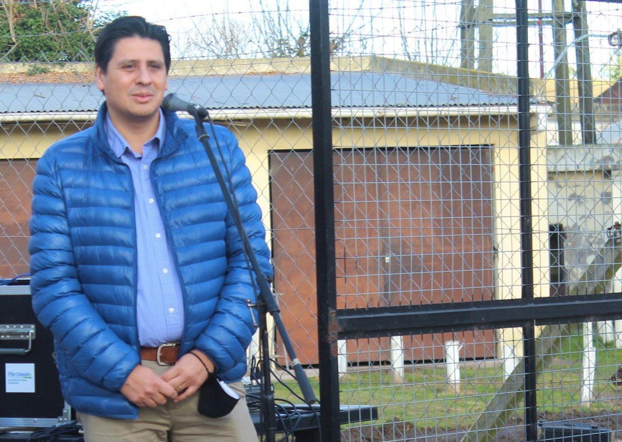 """FERNANDO VARGAS: """"LAS VERSIONES SON INFUNDADAS, NOS TENEMOS QUE SEGUIR CUIDANDO"""""""