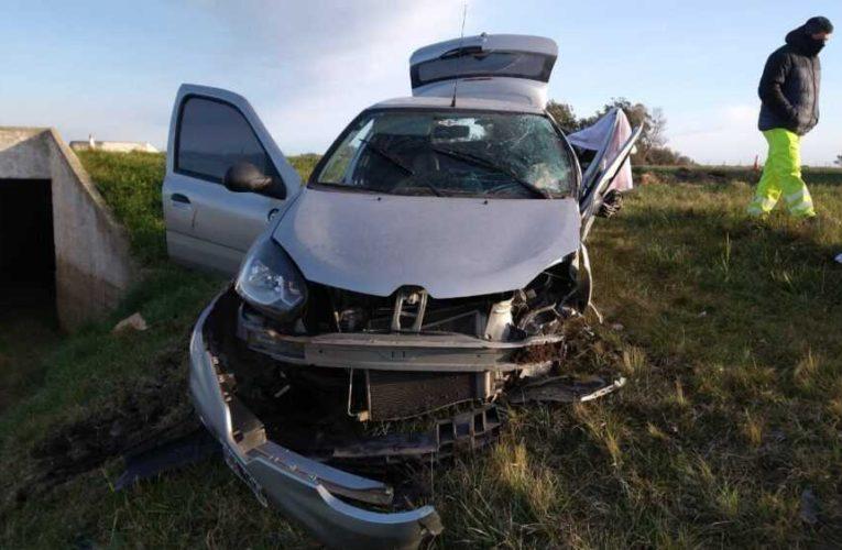 Un medico que prestaba servicios de guardia en Coronel Vidal murió tras un trágico accidente automovilístico