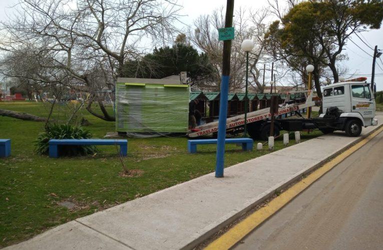 MAR DE COBO: Finalmente llegó el ansiado Cajero Automático