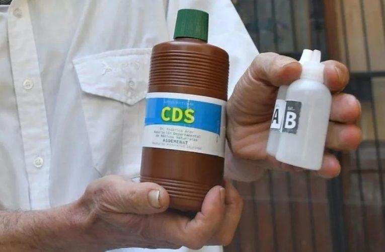 PLOTTIER: «Los hallazgos son compatibles» con la ingesta de dióxido de cloro