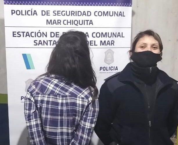 Manejaba borracha y sin papeles por las calles de Santa Clara